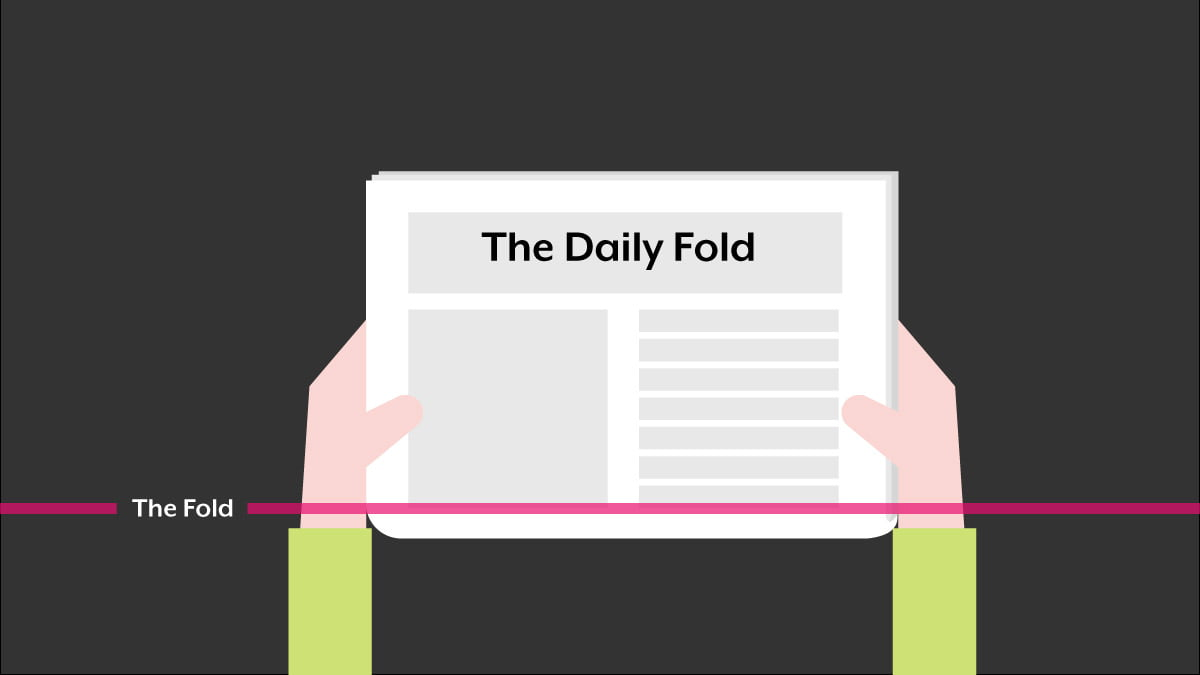 The Myth of 'Above The Fold' Content In Digital Design Studio Seventeen