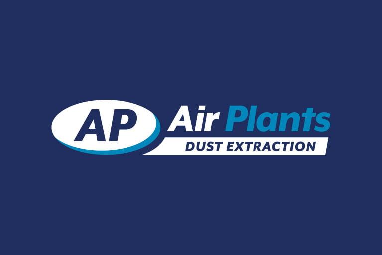 Air Plants Logo | Studio Seventeen
