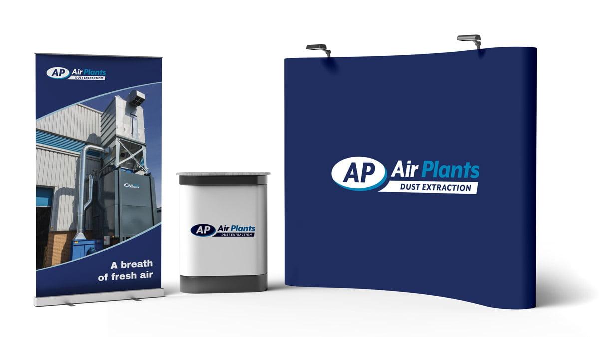 Air Plants Print Materials | Studio Seventeen