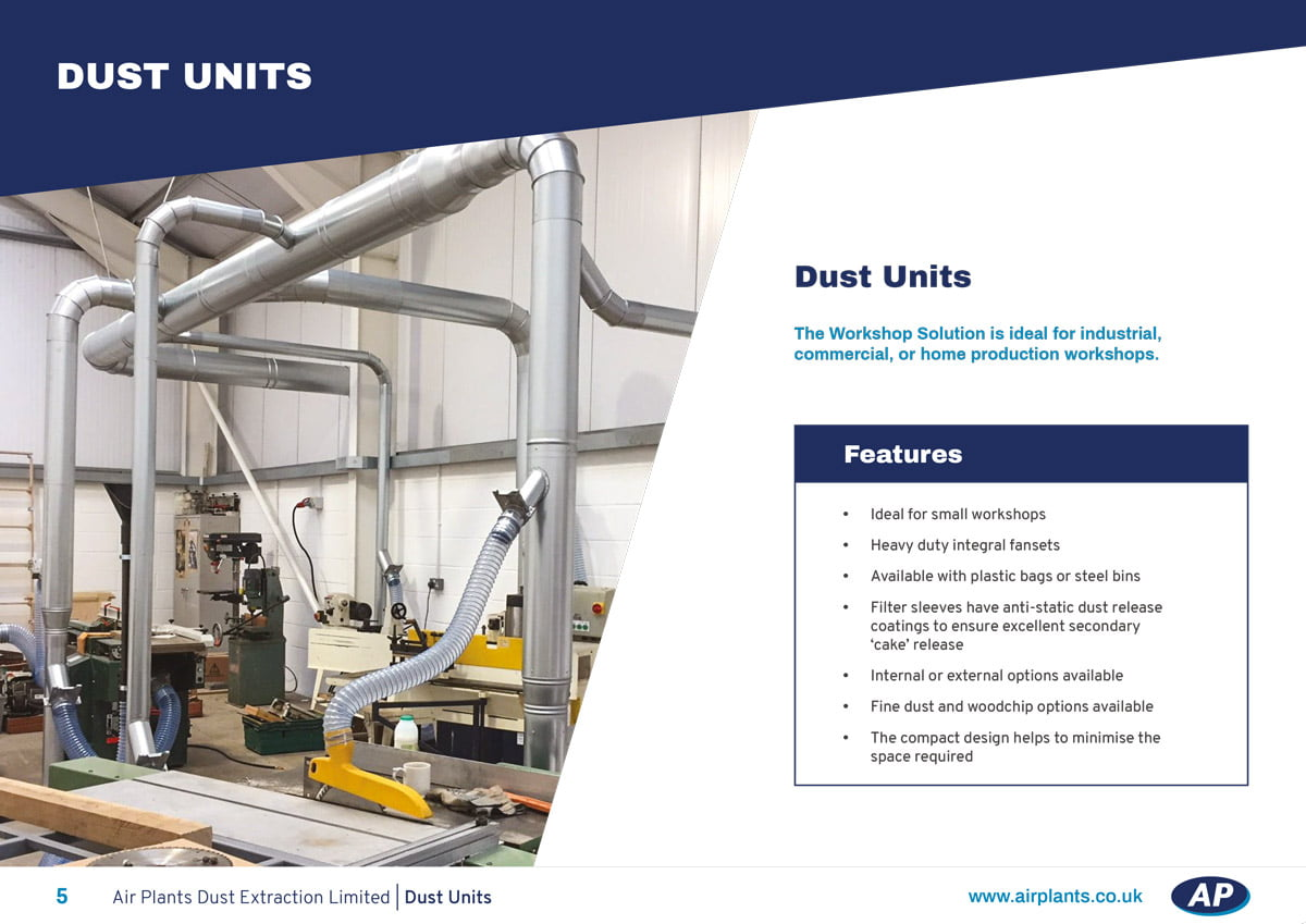 Air Plants Brochure | Studio Seventeen